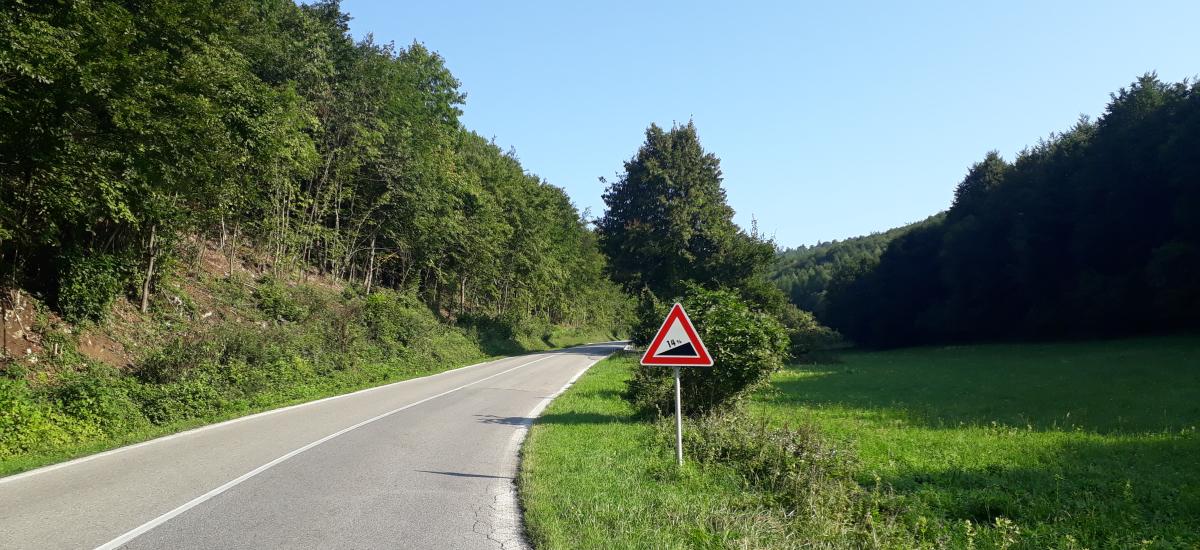 Tip na výlet: Na cestách v okolí Trenčína - tréning v kopcoch