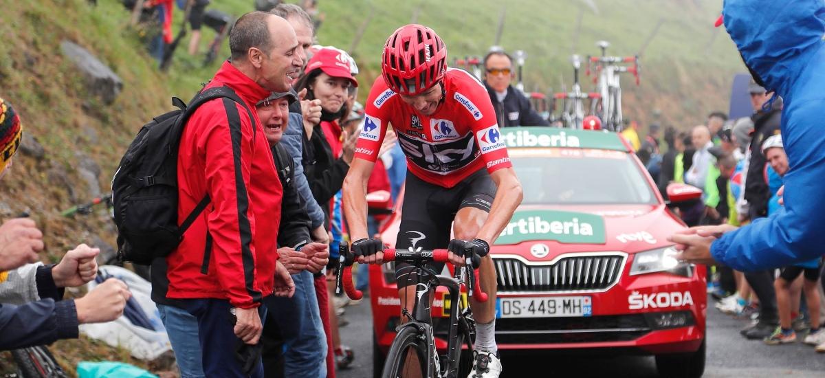 Zdroj: Vuelta 2018
