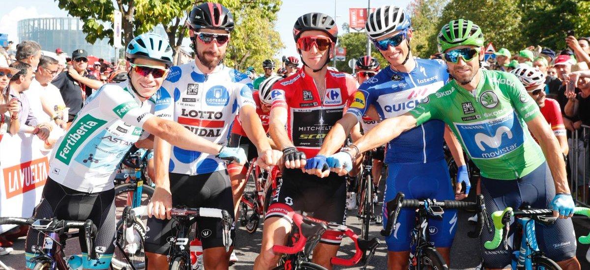 Vuelta 2018 – malé zhrnutie