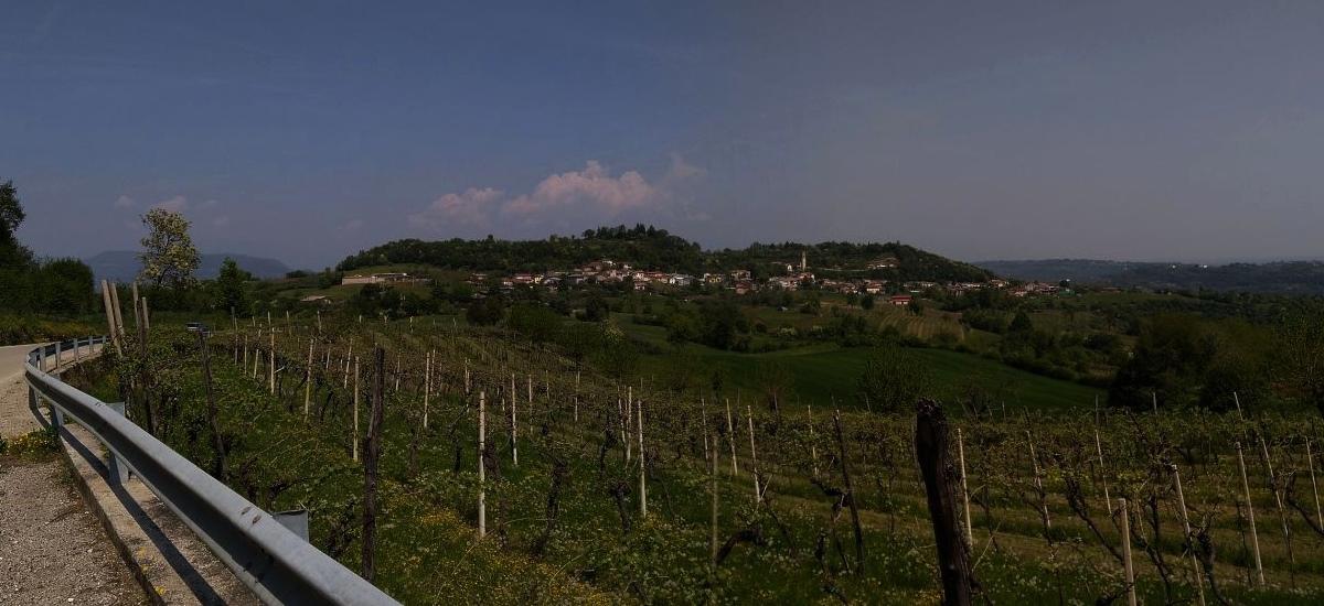 Tip na výlet: Okolie talianskej Vicenzy - oblasť posiata pahorkatinami