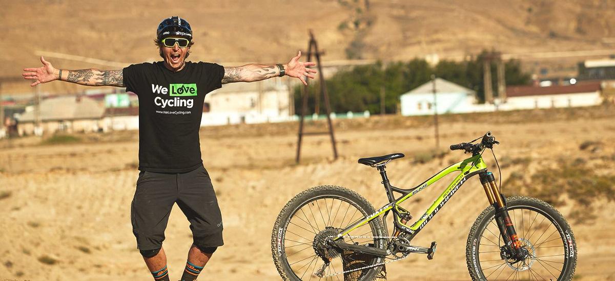 Sleduj WeLoveCycling na sociálnych sieťach