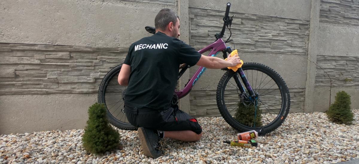 Údržba bicykla - čo sa hodí na začiatok?