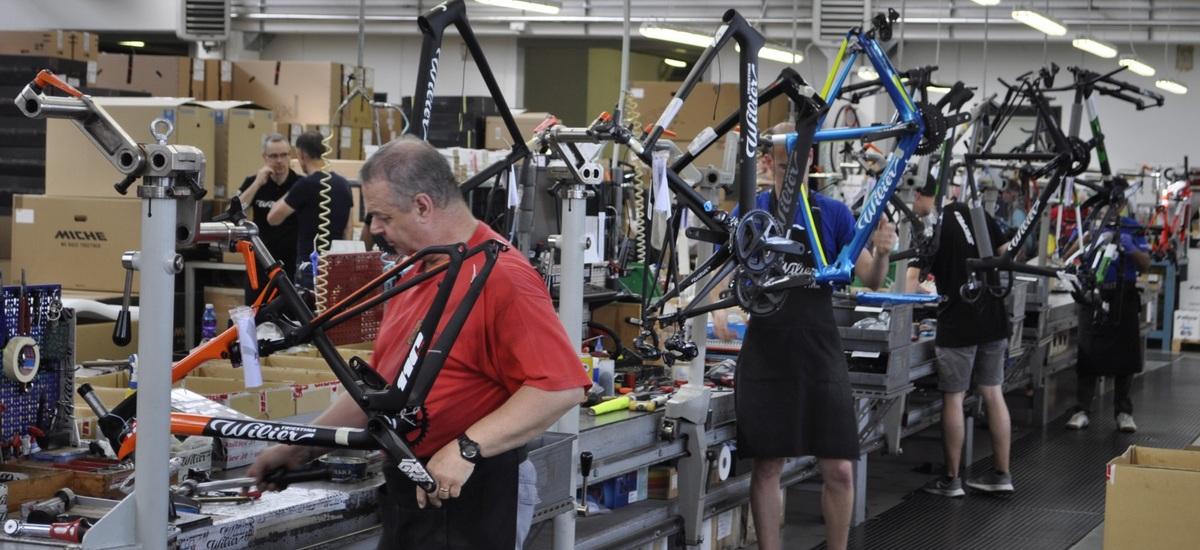 Reportáž: Wilier - predstavenie nových modelov spolu s návštevou fabriky