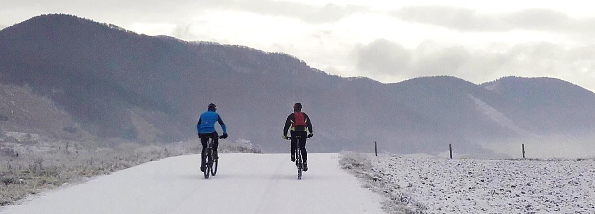 Bikovanie v zime: 4. časť - Chlad na nohy - zimný nepriateľ číslo jedna