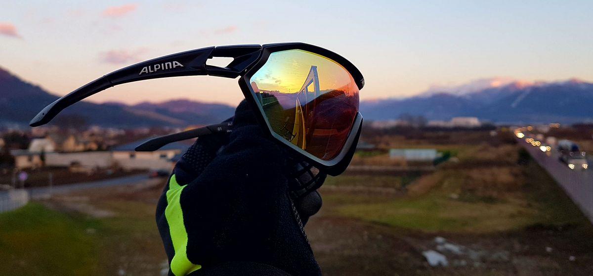 Test: Alpina S-WAY QWM+ alebo okuliare, na ktoré nemusíte myslieť