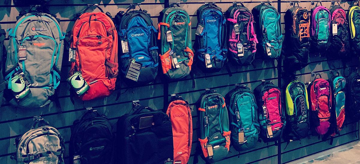 Vhodný batoh na trail od Amplifi – komfort a ochrana