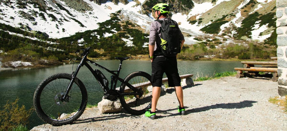 Test: Amplifi E-Track 23 - špecifický batoh ebikera