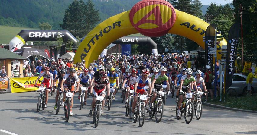 16. ročník AUTHOR ŠKODA bikemaratónu Súľovské skaly sa blíži