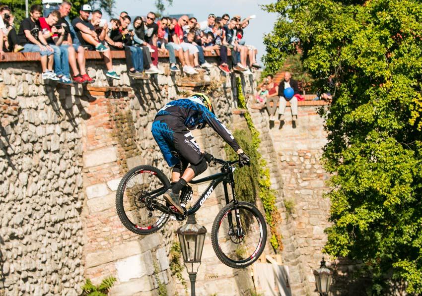 Bratislava City Downhill 2014