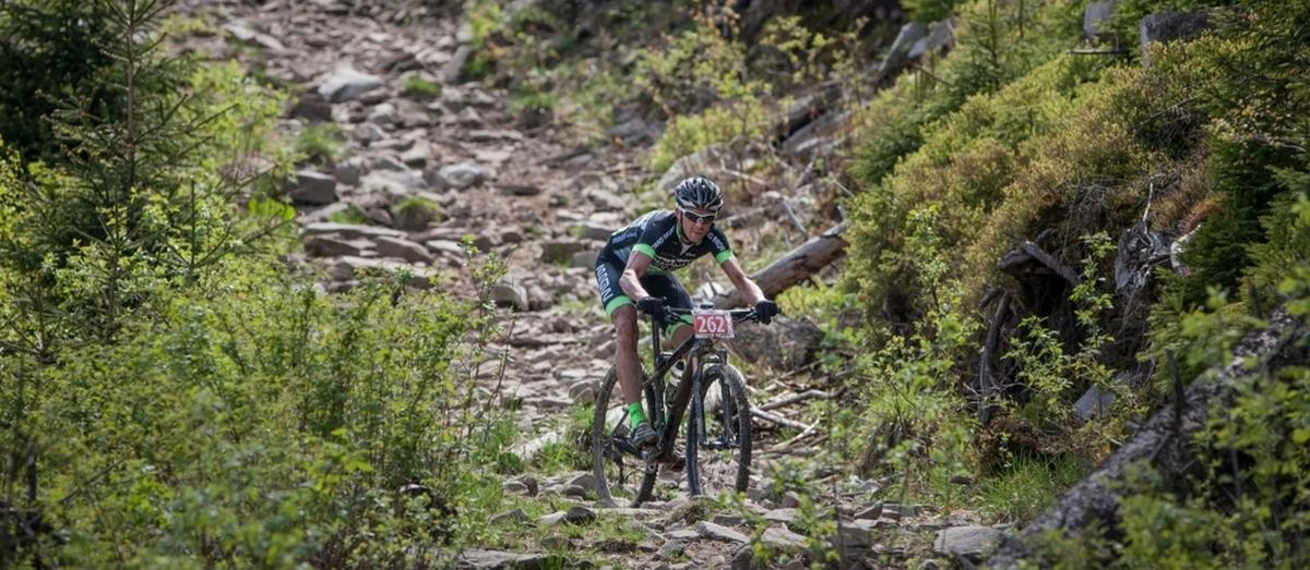 Reportáž: Zápisky z MTB Trophy 2016 - 1.časť: voda, blato, prach a slnko