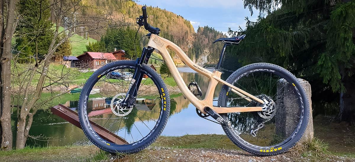 Rozhovor: Michal Iždinský - bicykle sa dajú vyrábať aj z dreva