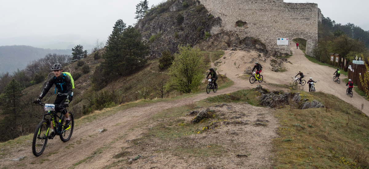 Reportáž: Bláznivý cyklovýjazd - 3. ročník v Podolí je za nami