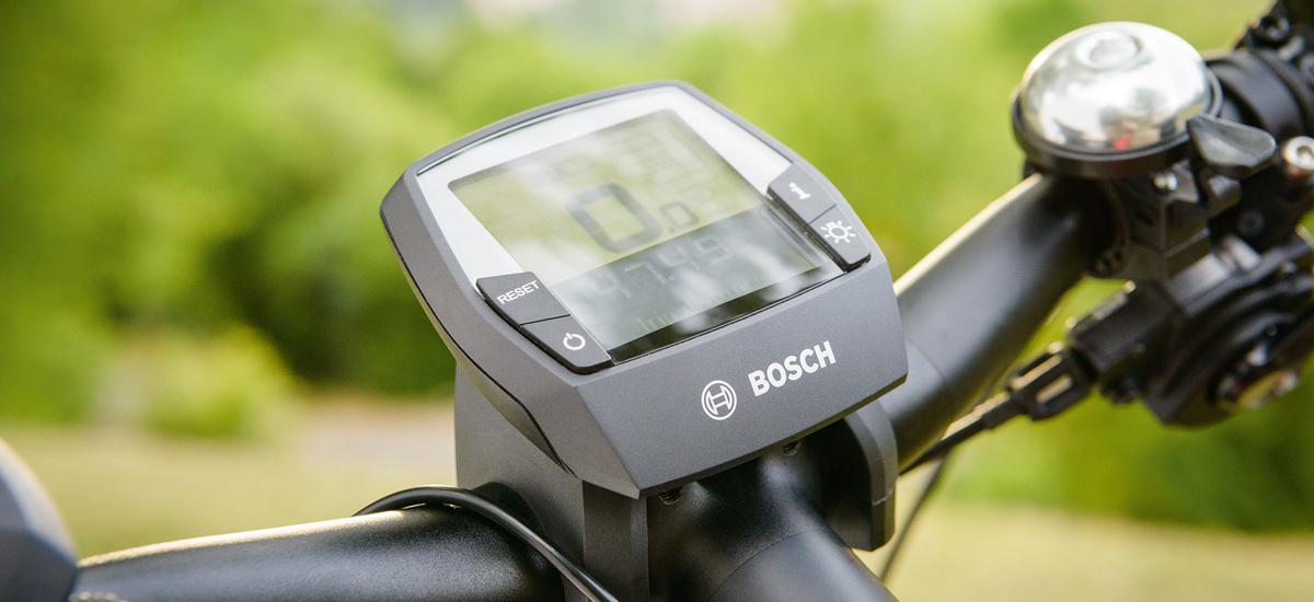 Displeje Bosch – aby ste mali všetko pod dohľadom