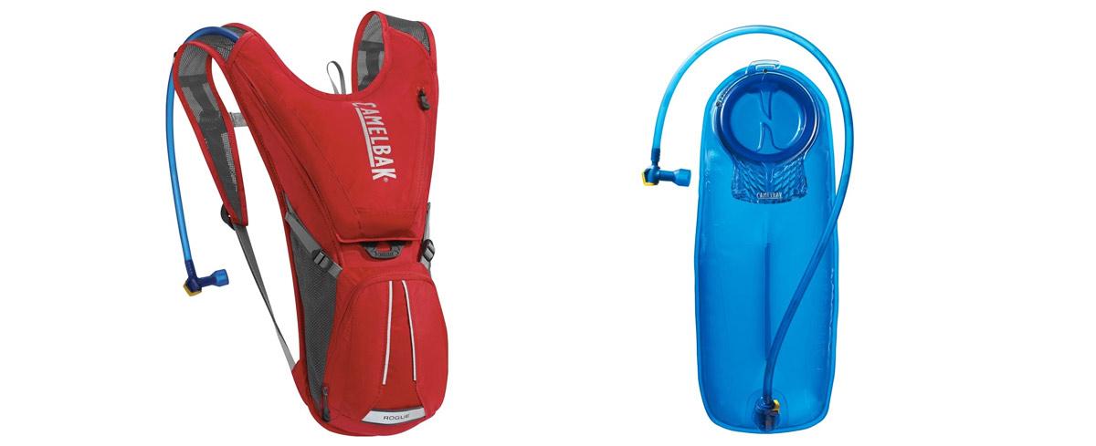 CamelBak - Poriadny batoh s vodným rezervoárom