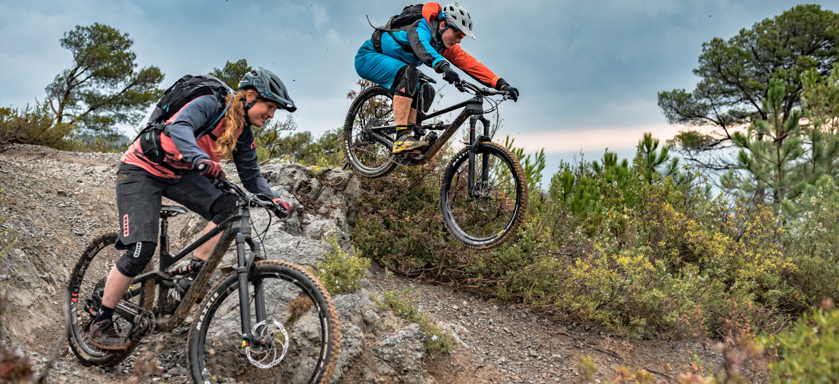 Canyon predstavil špecifickú MTB kolekciu, a to výhradne pre ženy