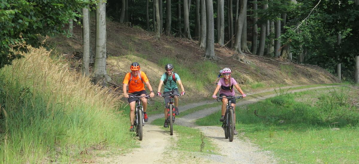 Pozvánka: MTBIKER Častovský cyklookruh - pohodová cykloturistika