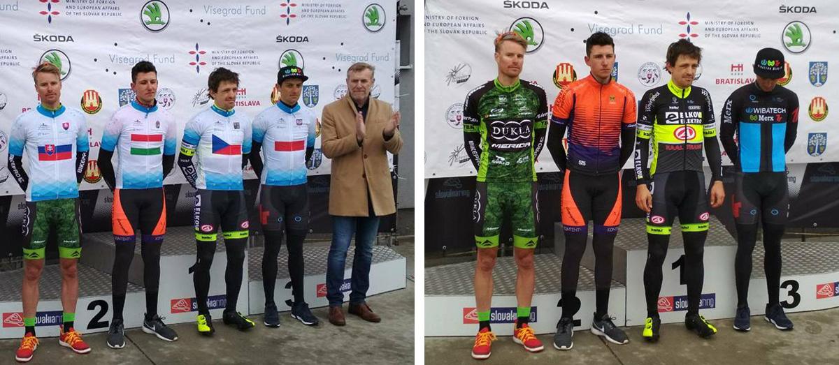 Poliak Paterski víťazom Veľkej ceny Slovenska