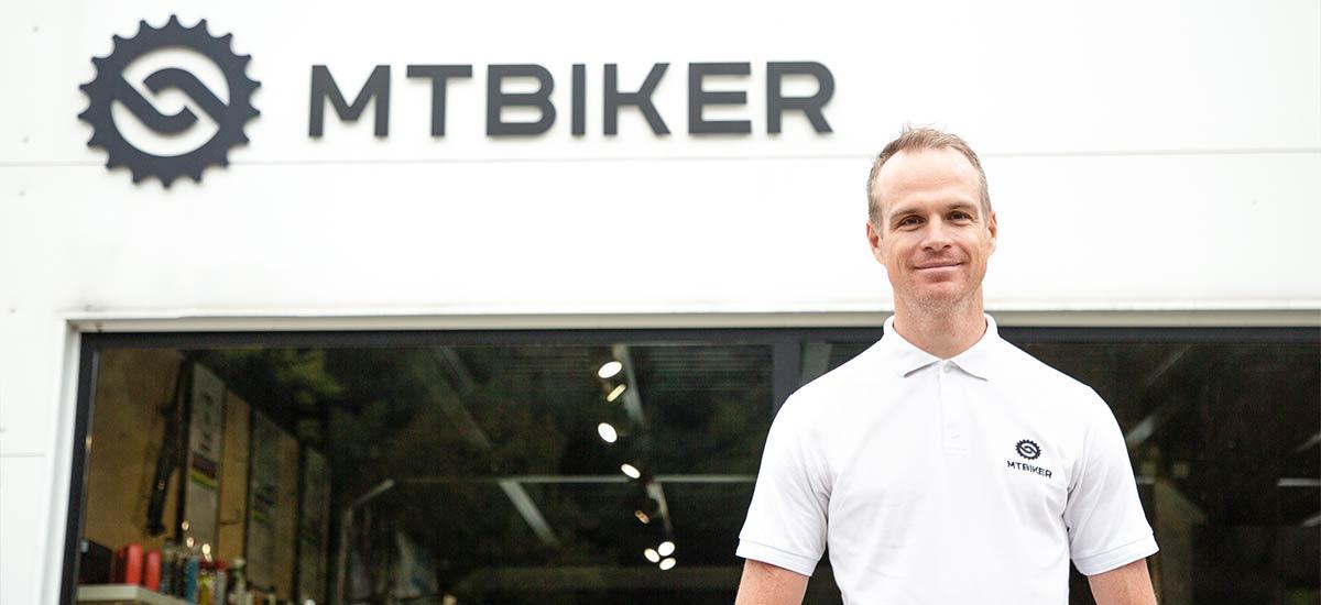 Rozhovor: Cyklista s nadhľadom - najvyšší MTBIKER Cepo