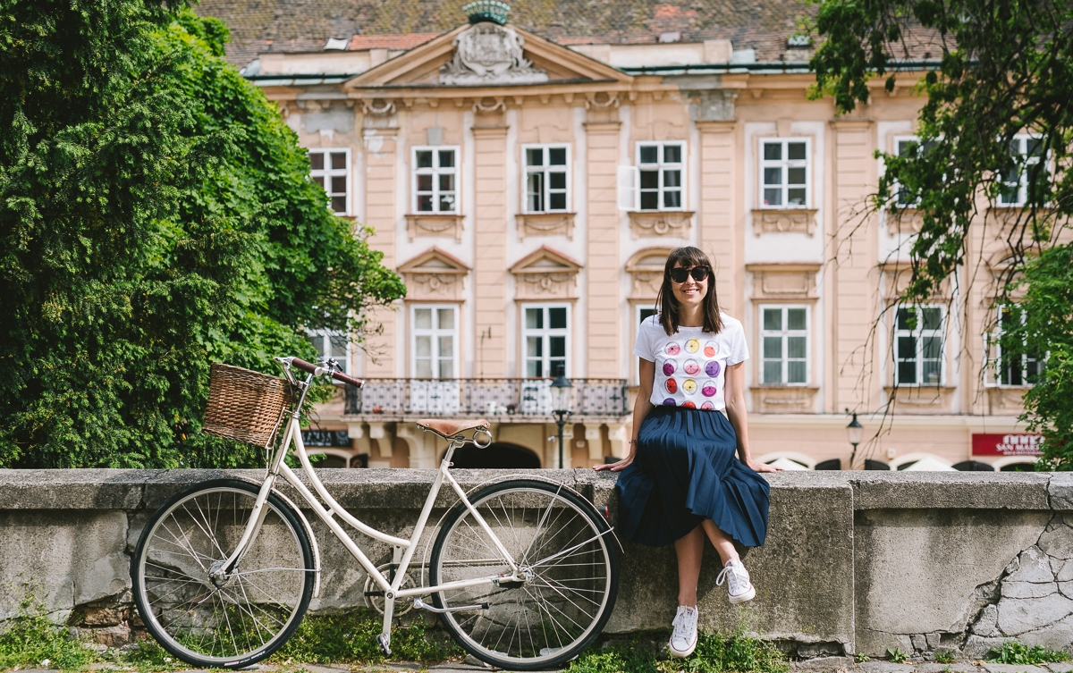 Získajte jedinečné bavlnené tričká scyklistickou tematikou