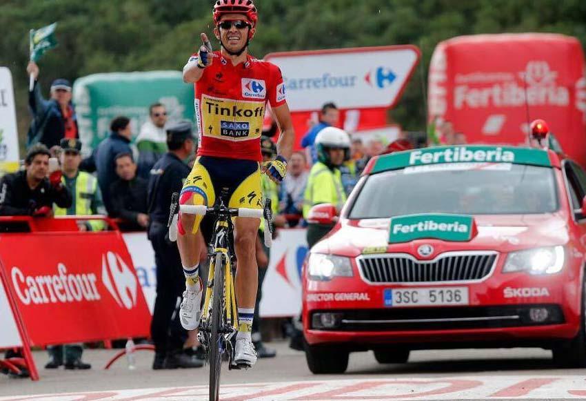 Contador nemal na Vuelte štartovať a napokon vyhral