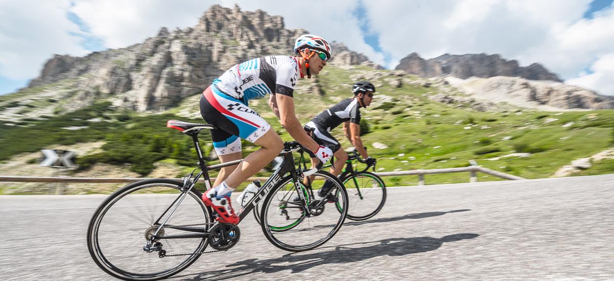 CUBE: Cestné bicykle 2016