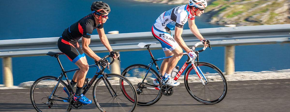 CUBE: Cestné bicykle 2015 - Vyberte si z 21 kvalitných modelov