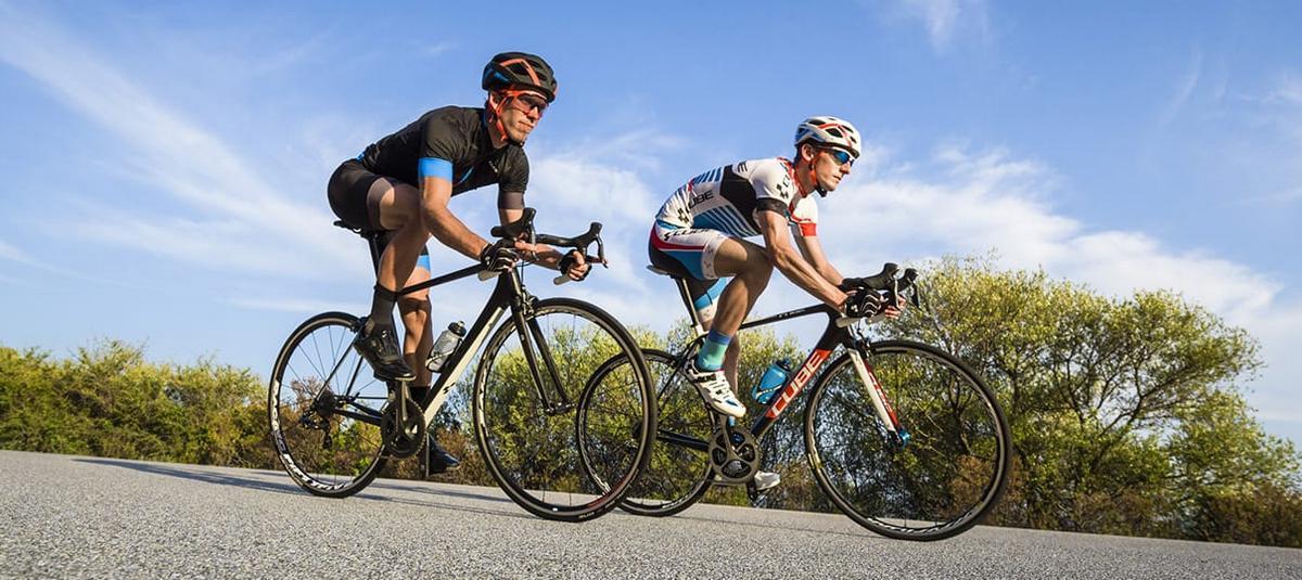 Cestná kolekcia CUBE 2017 – pohodlie, aerodynamika aj preteky