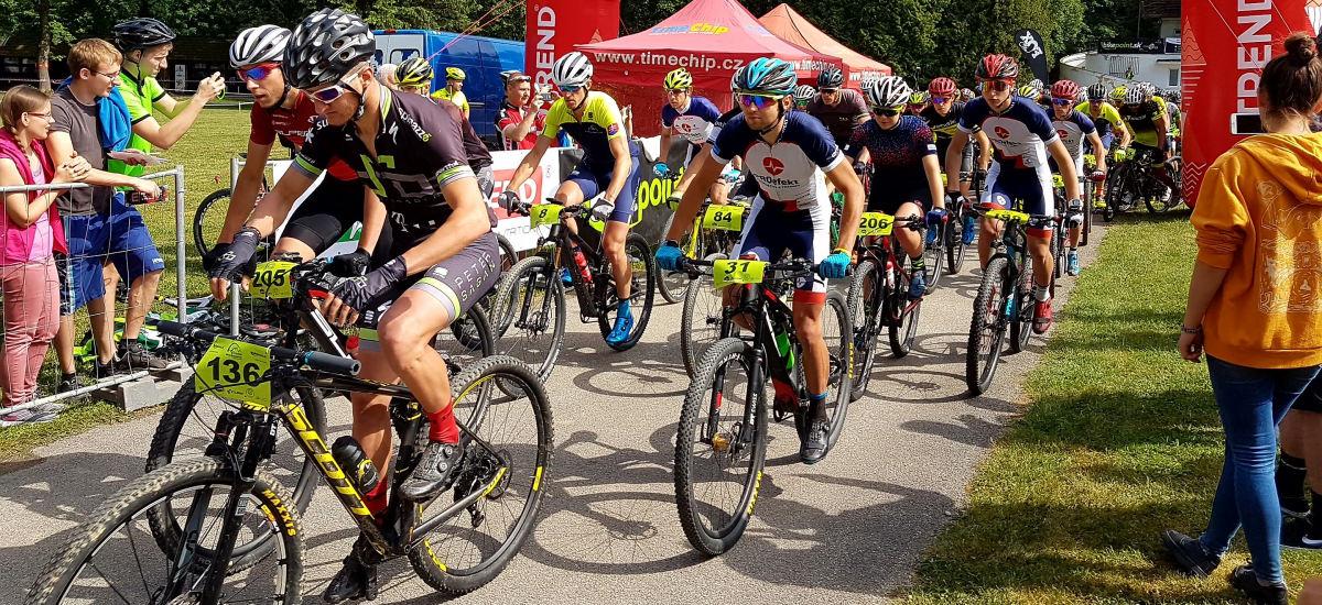 Reportáž: CUBE SPA MTB maratón Rajecká dolina - malofatranská stíhačka