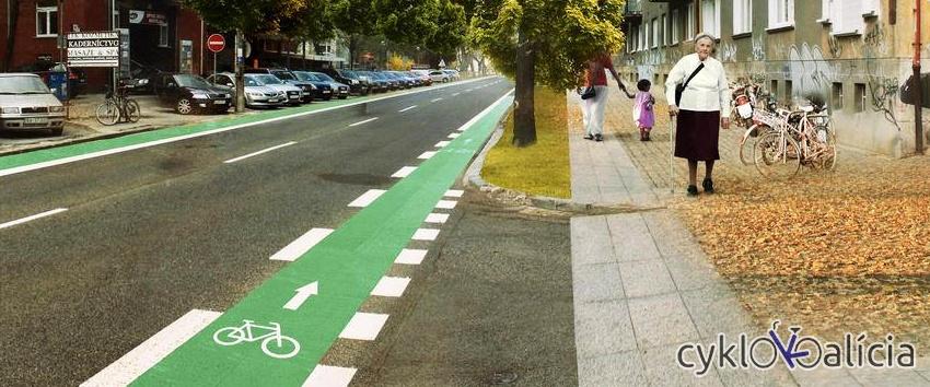 Zdroj: Cyklokoalícia - navrhované samostatné cyklopruhy v Bratislave.
