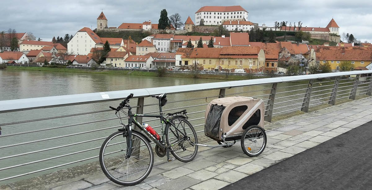 Tip na výlet: Sám na dvoch kolesách - Ljubljana