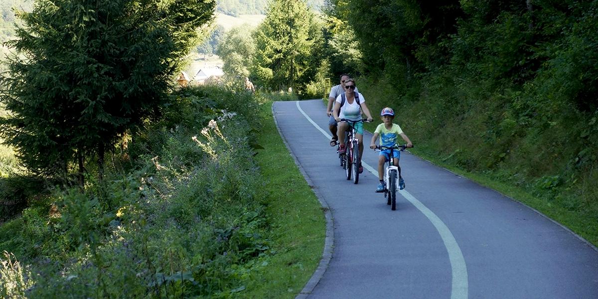 Tip na výlet: Trikrát rodinná cyklopohoda