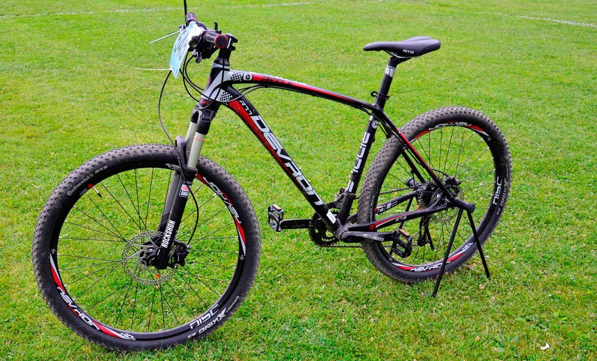 Bicykle DEVRON predstavené na Slovensku po prvýkrát na Nízkotatranskej MTB Tour