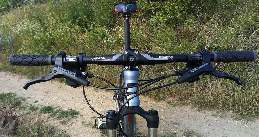 Fotogaléria: Bike DEMA AURON 5.0 s pekným dizajnom a rozumnou geometriou