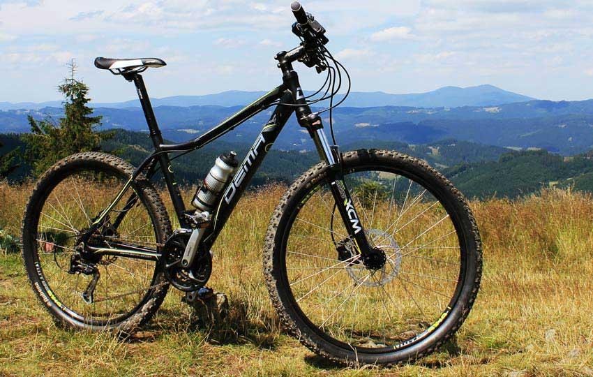 Testujeme: DEMA Tigra 3.0 - Bike stvorený pre ženy