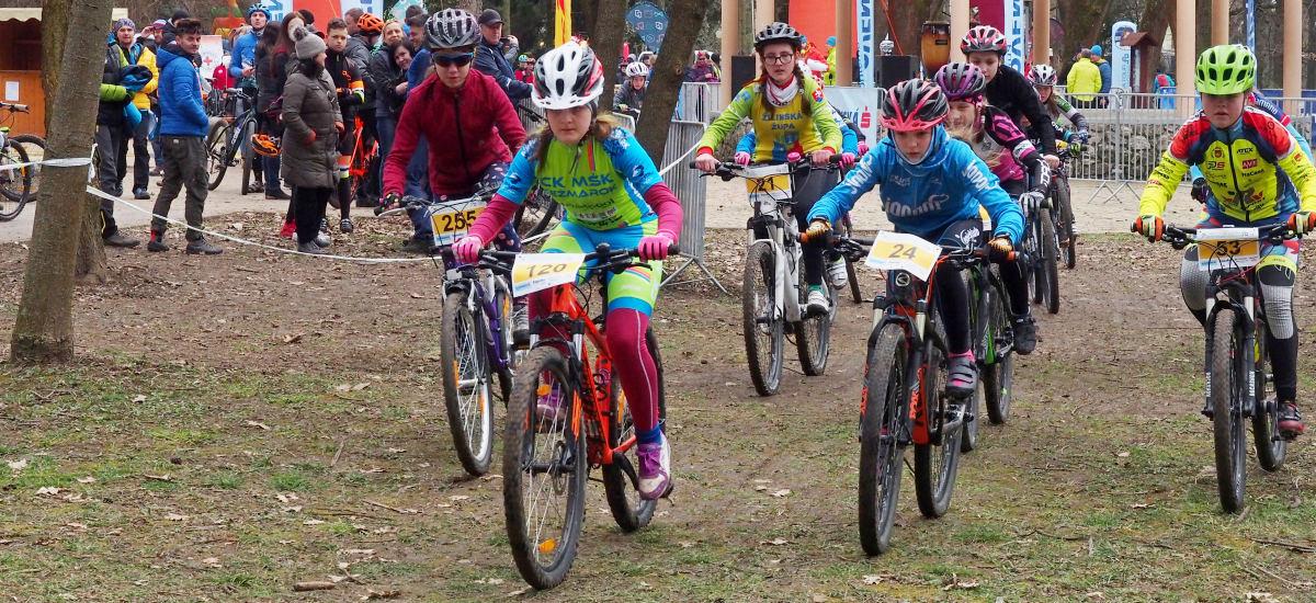 Detská tour Petra Sagana 1.kolo – jarná klasika v Lučenci