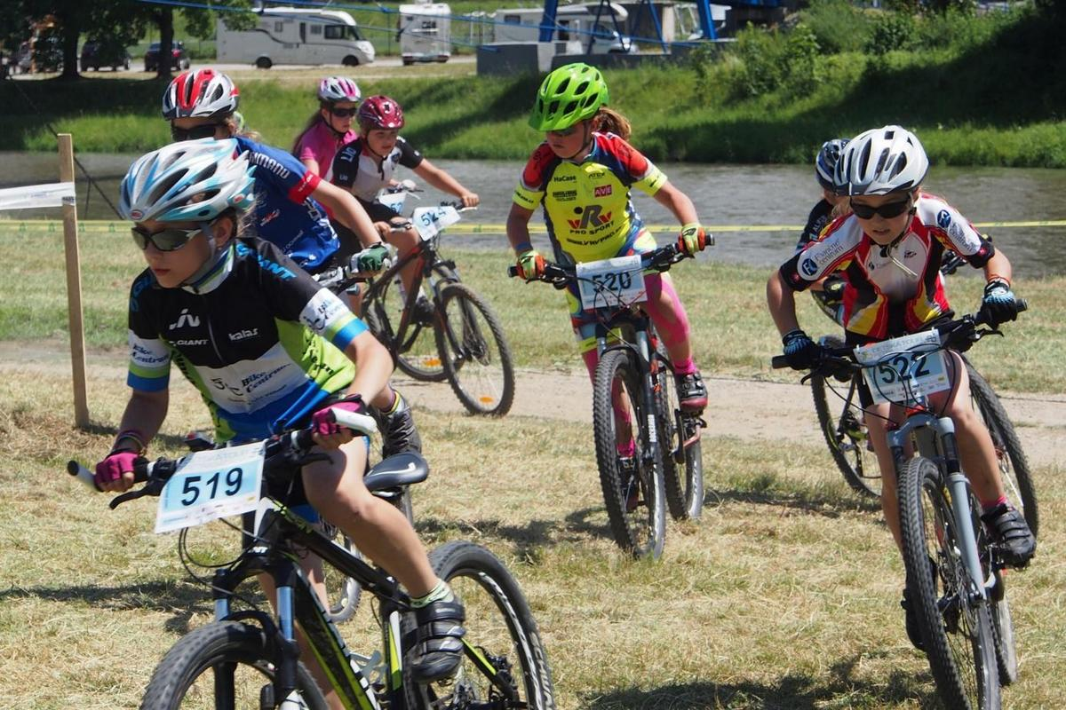 Detská tour Petra Sagana 6. kolo - krátky výšľap a množstvo zatáčiek
