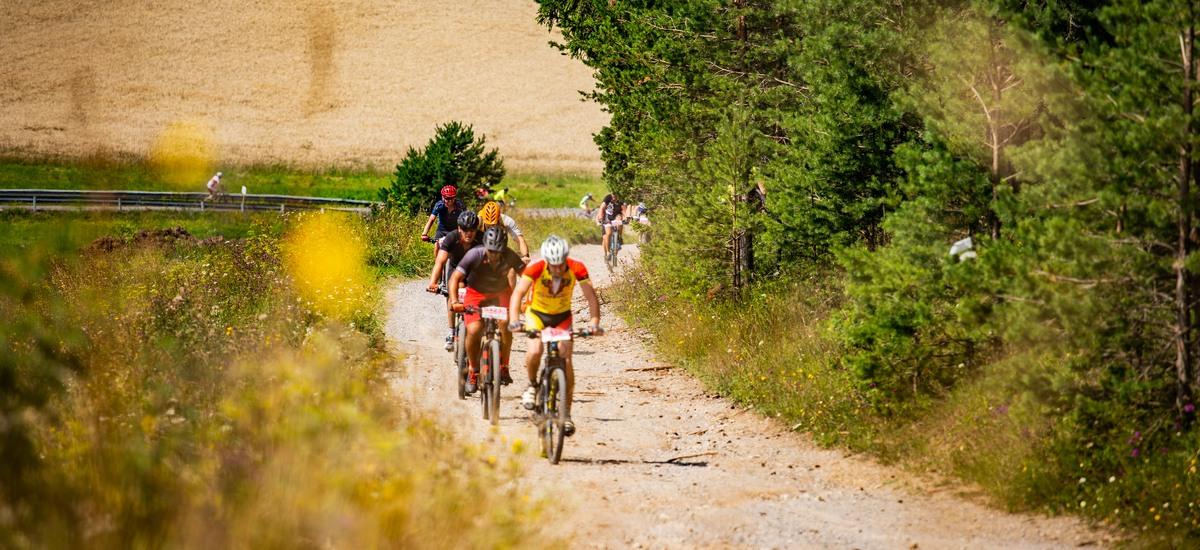 Pomôžte nám zlepšiť maratónske akcie v prospech bikerov