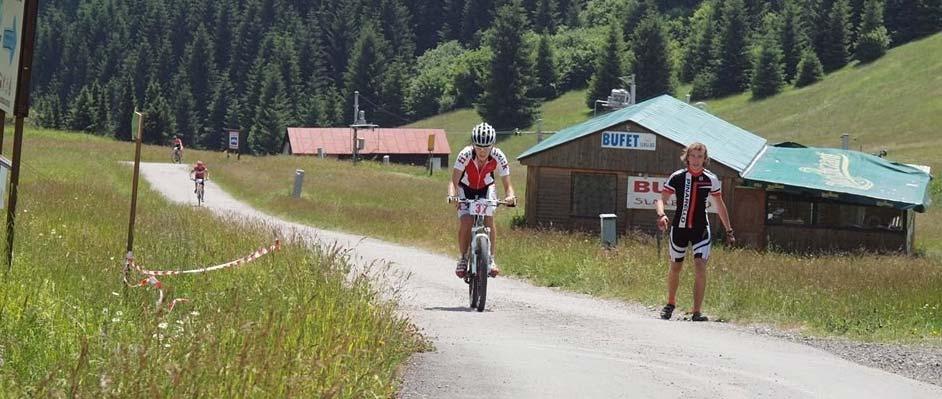 Zdroj: Autor fotografie: Marian Bujňák / XC race Malinô Brdo a Čutkovský šlak 2014