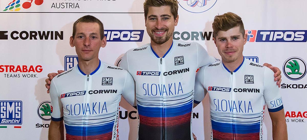 Aj ty môžeš jazdiť v sade slovenskej reprezentácie