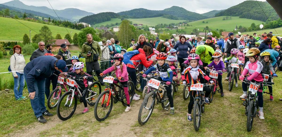 Detská tour Petra Sagana 4.kolo - úsmevy, ale aj slzy z vyčerpania