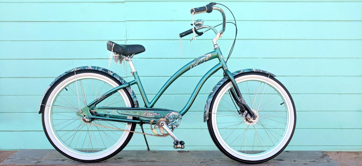Mestské bicykle Electra – zamerané na ženy