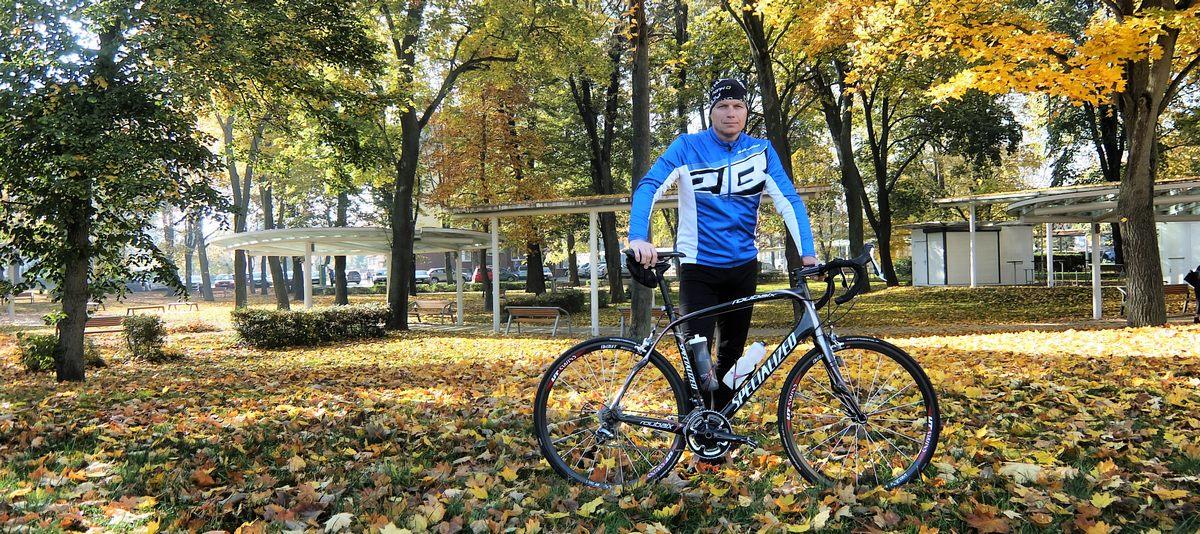 Spomienky bikera - od esky, cez favorit, po dnešné karbónové hi-tech