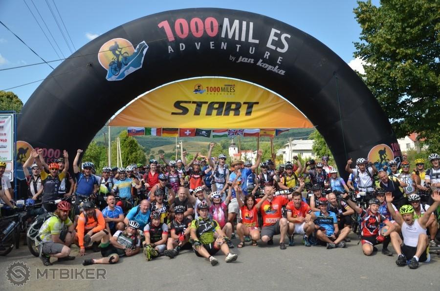 Zdroj: Ján Litavský a team www.1000miles.cz