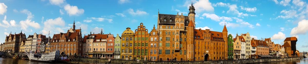 Tip na výlet: Gdansk a 900 km v novembri