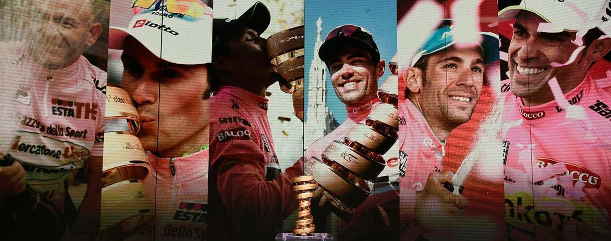 Zdroj: Facebook: Giro d'Italia