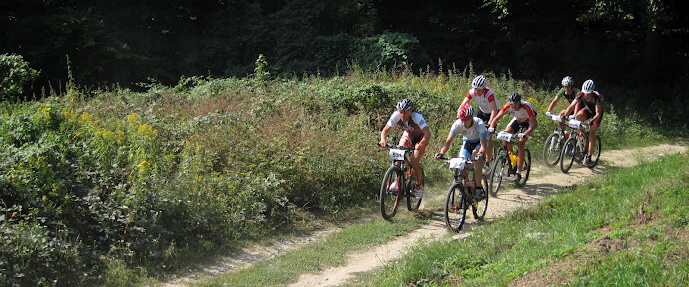 Kelly\'s Greenbike Tour 2008