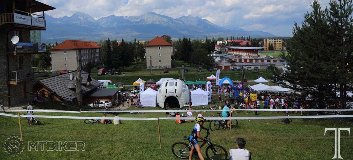ŠKODA BIKE OPEN TOUR 2015 už túto sobotu vNízkych Tatrách