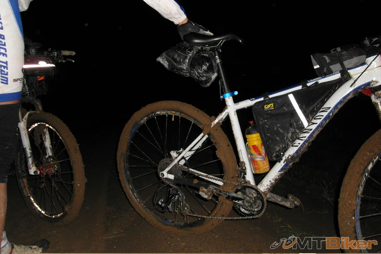 1000 miles: prvé tri dni a tri noci