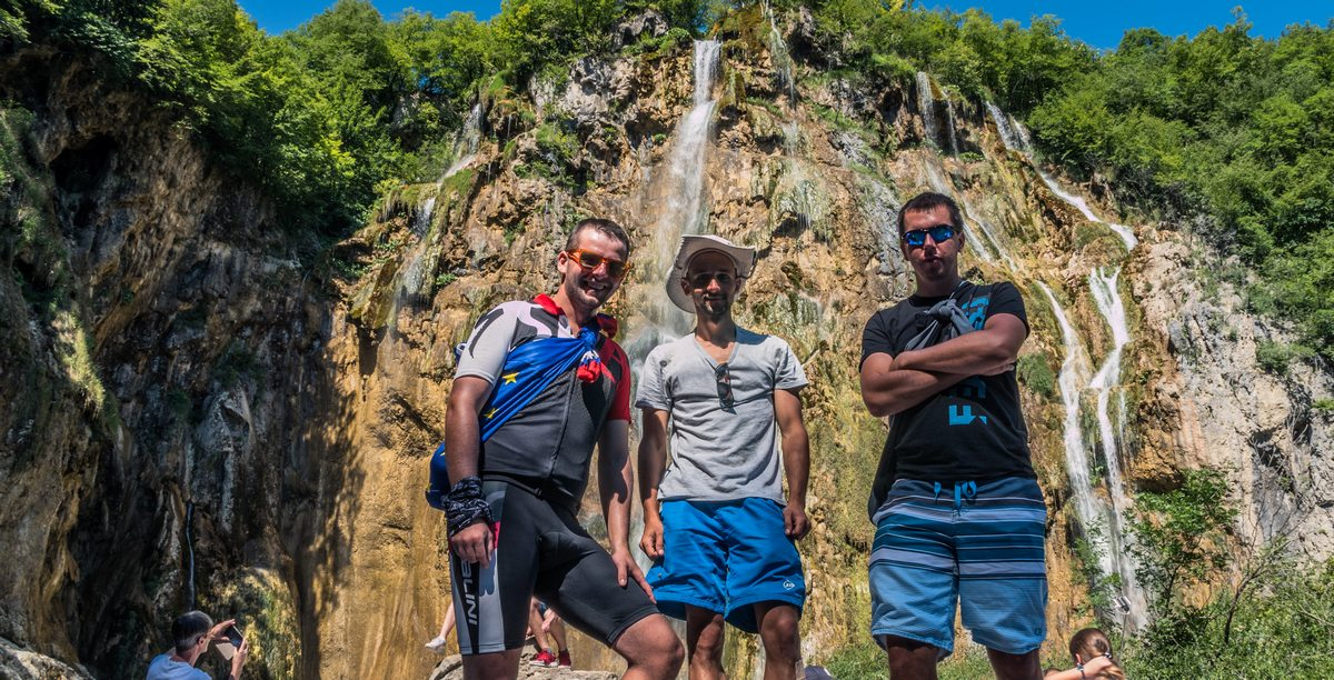 Tip na výlet: Jadran 2017 alebo, 770 km do mesta Šibeník