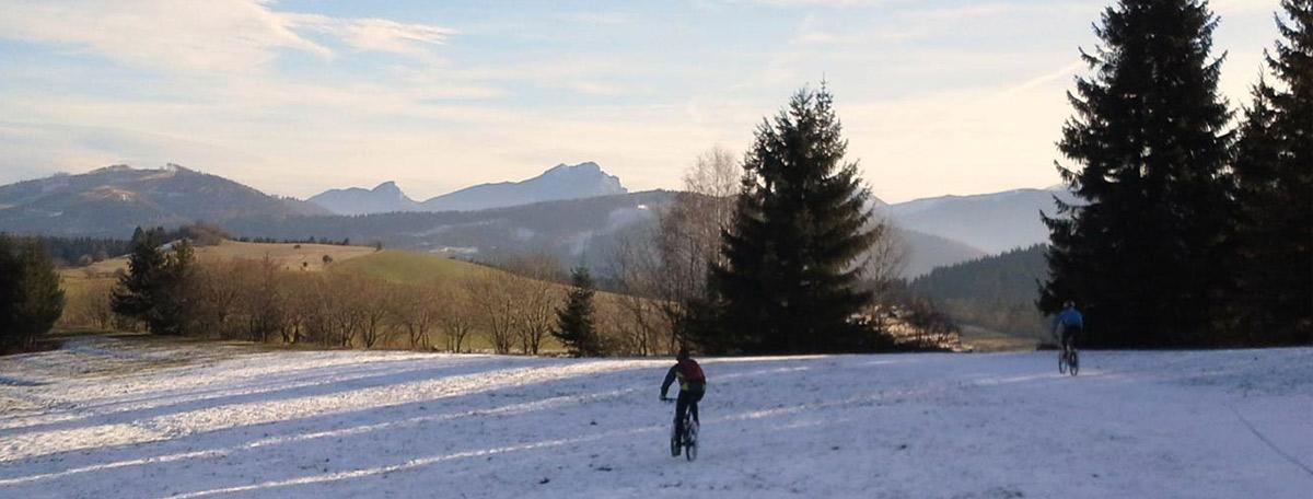f1c12d43e4 Bikovanie v zime  3. časť - Nie je to len o veciach